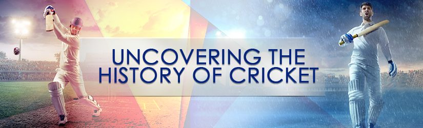 Uncovering the History of Cricket
