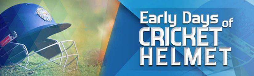 11wickets_fantasy_cricket_blog_image_on_Early_Days_of_Cricket_Helmet