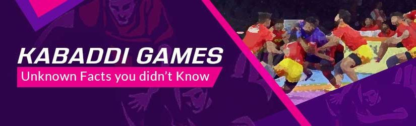 Kabaddi Games – Unknown Facts you didn't Know