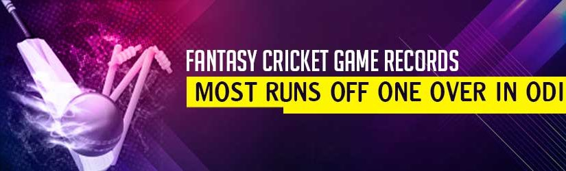 fantasy cricket game