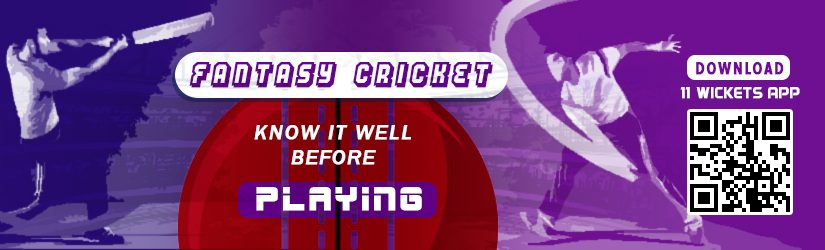 Fantasy Cricket – Know it Well before Playing