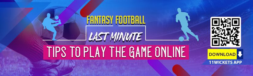 Fantasy Football – Last Minute Tips to Play the Game Online