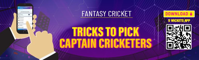 Fantasy Cricket – Tricks to Pick Captain Cricketers