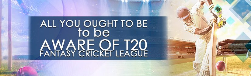 All you ought to be Aware of T20 Fantasy Cricket League