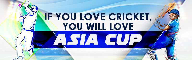 If You Love Cricket, You Will Love Asia Cup