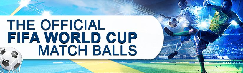 The Official FIFA World Cup Match Balls
