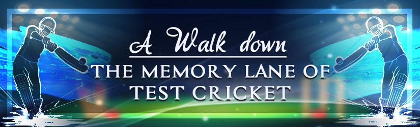 A Walk down the Memory Lane of Test Fantasy Cricket