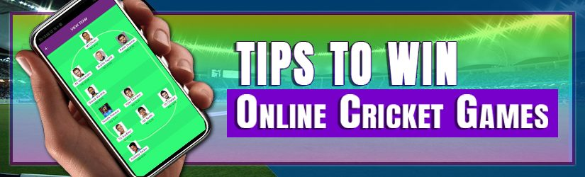 Tips to Win Playing Online Cricket Games