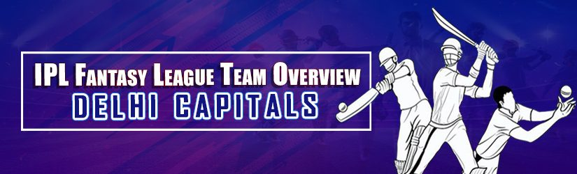 IPL Fantasy League Team Overview – Delhi Capitals