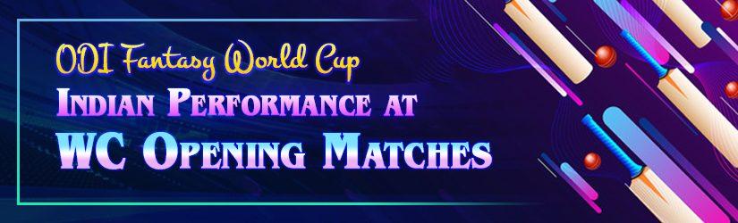 ODI fantasy world cup