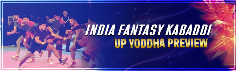 India Fantasy Kabaddi – UP Yoddha Preview