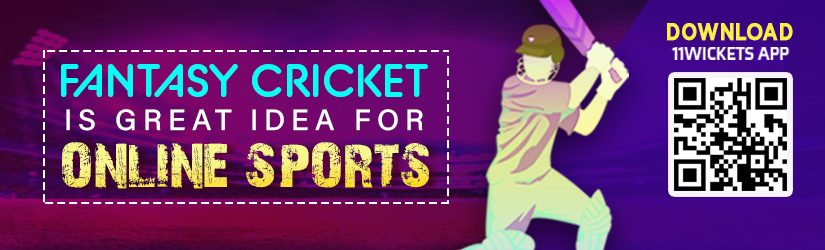 Fantasy Cricket Is Great Idea for Online Sports