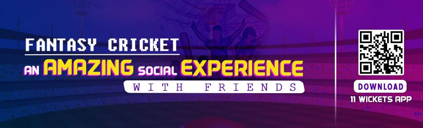 Fantasy cricket – An Amazing Social Experience with Friends
