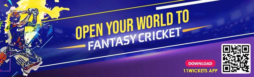 Open your World to Fantasy Cricket
