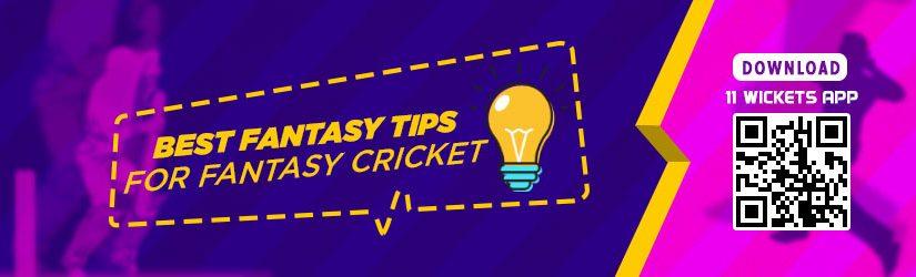 Best Fantasy Tips for Fantasy Cricket