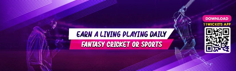 Earn a Living playing Daily Fantasy Cricket or Sports
