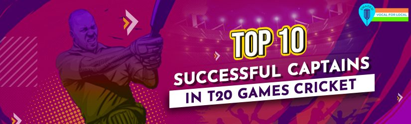 10 Top Successful Captains in T20 Games Cricket