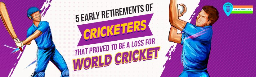 5 Early Retirements of Cricketers That Proved To be A Loss for World Cricket