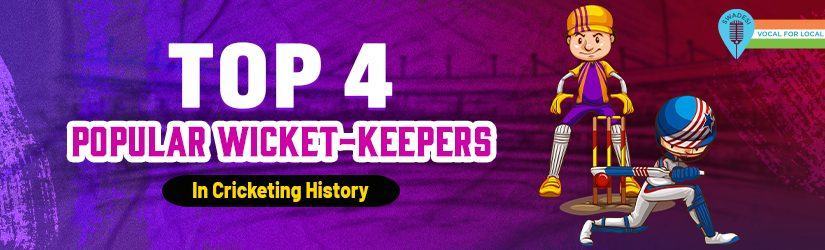 Top 4 Popular Wicket-keepers In Cricketing History