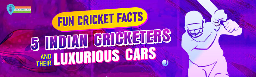 Fun Cricket Facts: 5 Indian Cricketers and Their Luxurious Cars