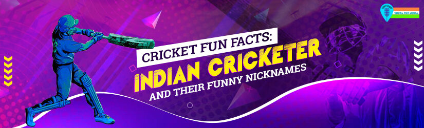 Fun Facts: Indian Cricketer and Their Funny Nicknames